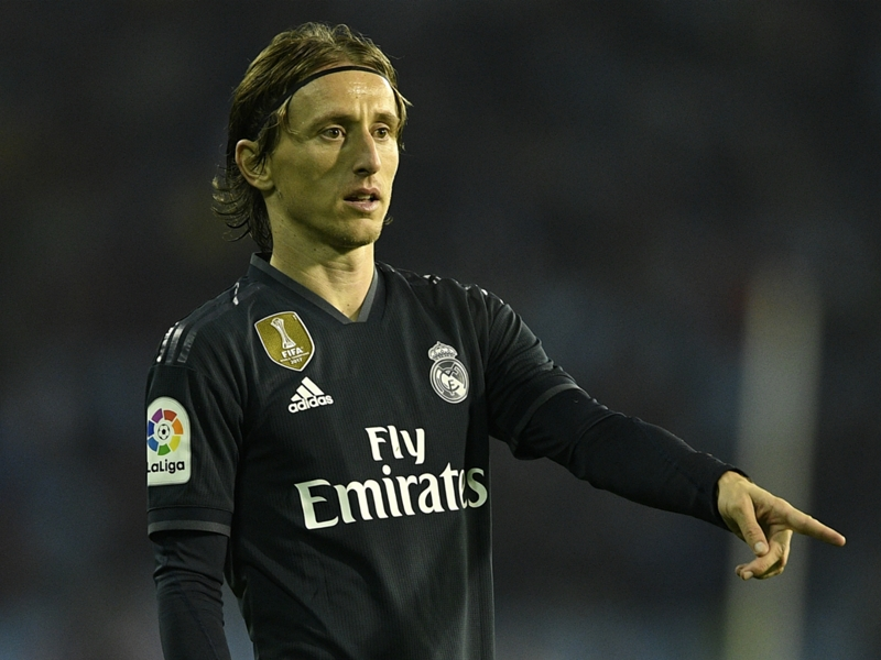 Modric: 2018 is 'best year' of my career regardless of Ballon d'Or