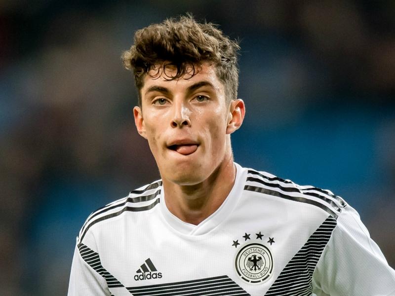 Leverkusen star Havertz 'would suit' Bayern Munich – Kimmich
