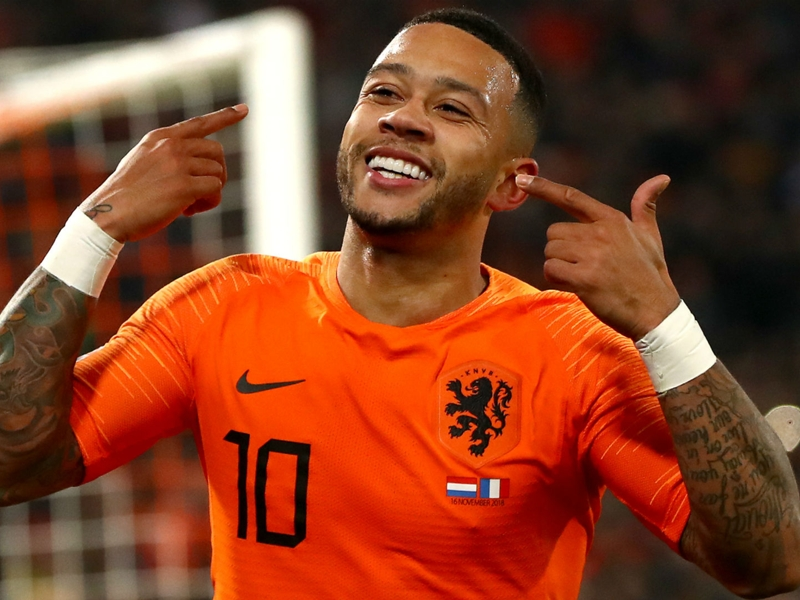 Netherlands 2 France 0: Wijnaldum & Depay decisive as Germany are relegated