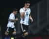 Ramiro Funes Mori celebrates a goal for Argentina