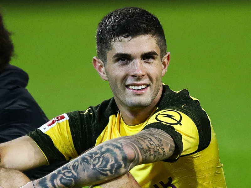 Pulisic backed to be worth every penny of Chelsea's £58m fee by Dortmund director