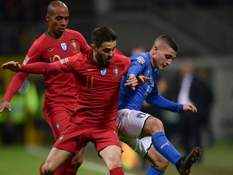 Italie-Portugal 0-0, le Portugal résiste à l'Italie et s'invite dans le dernier carré de la Ligue des Nations
