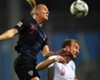 Domagoj Vida Harry Kane Croatia England