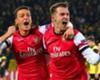 Ramsey Bersyukur Dikalahkan United