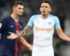 Lucas Ocampos Thomas Meunier Marseille PSG Ligue 1 28102018