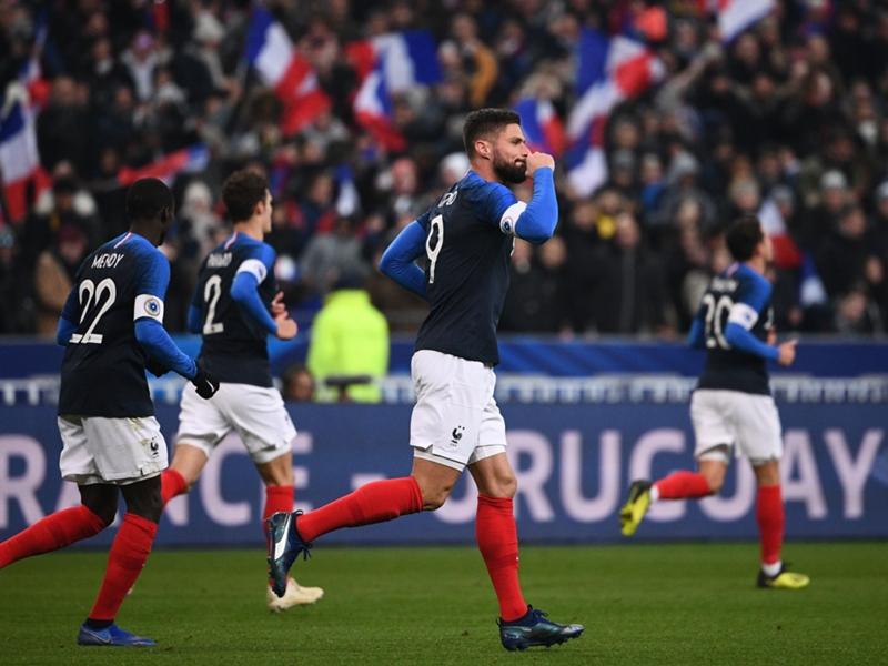 France-Uruguay 1-0 - Les Bleus concluent l'année 2018 sur une bonne note