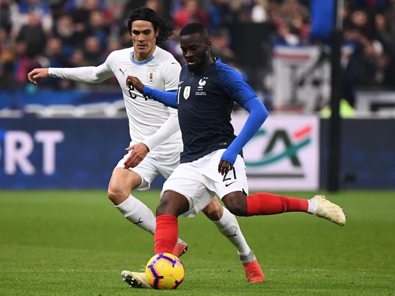 Équipe de France - En l'absence de Paul Pogba, Tanguy Ndombélé a pris ses quartiers