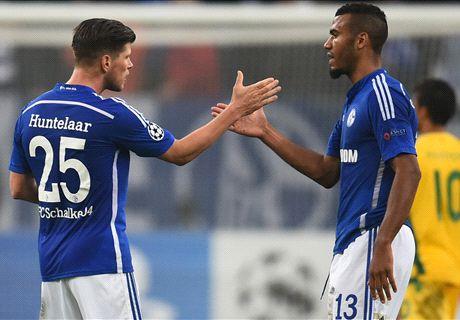 Huntelaar wil ambitieus Schalke zien