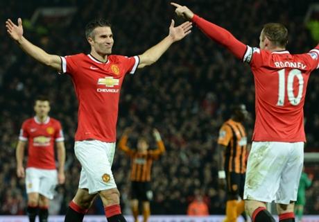El United quiere seguir escalando