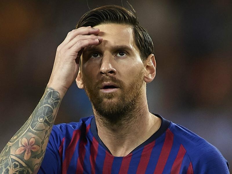 'I do not regret' resting Messi - Valverde defiant after Barcelona defeat