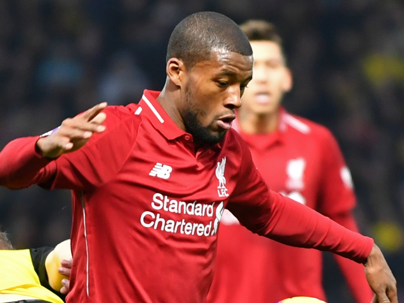 Wijnaldum: It would be stupid if Liverpool didn't believe in Premier League title bid