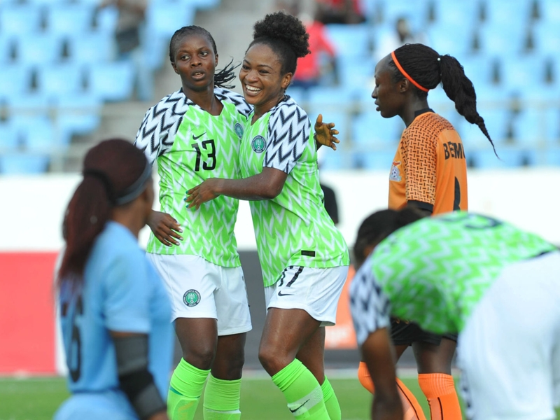 'We didn't go home empty' - Nigeria's Onome Ebi satisfied with third place prize