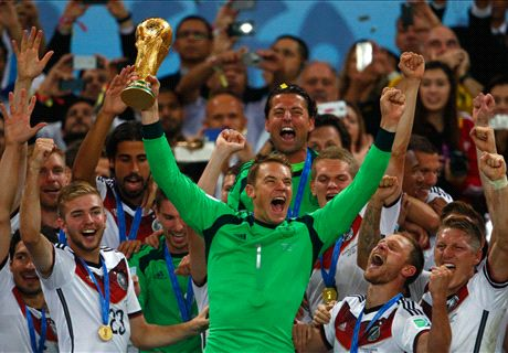 Neuer sets sights on Euro 2016 glory