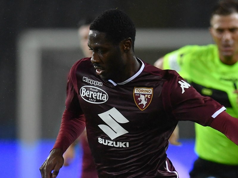 Torino's Ola Aina 'sorry' after receiving first career red card in Bologna loss
