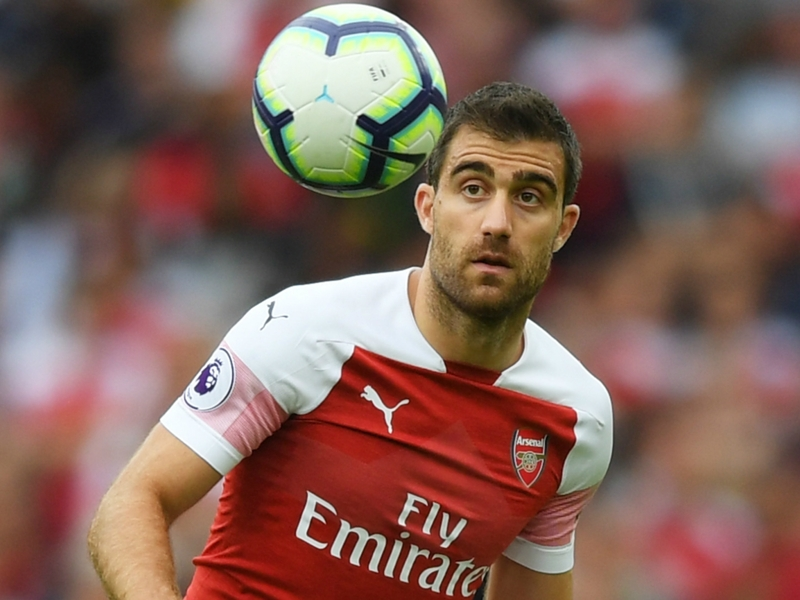 'We are around 70 to 80 per cent' - Sokratis warns Arsenal rivals