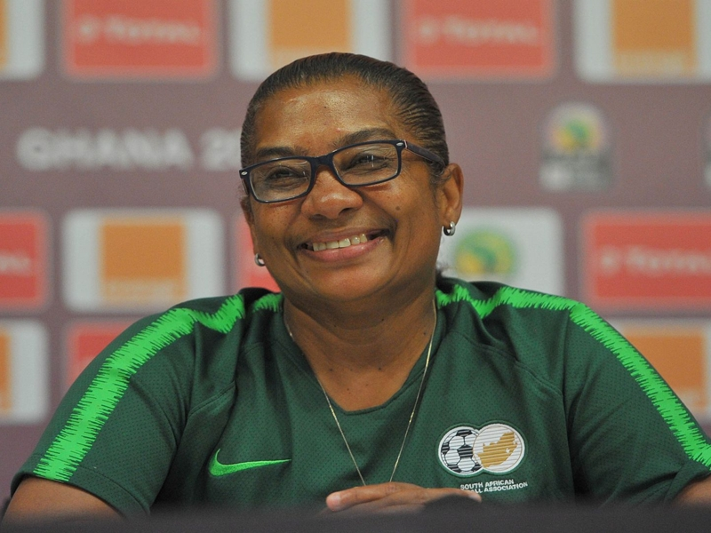 EXTRA TIME: Watch highlights of Banyana against Sweden