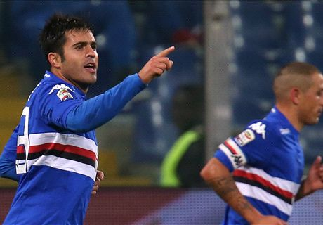 Serie A: Sampdoria 1-1 Nápoles