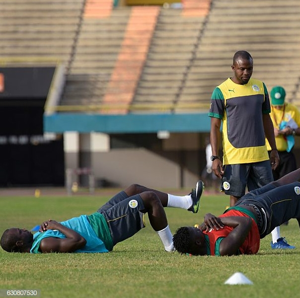 Former Senegal defender Omar Daf extends contract as Sochaux manager
