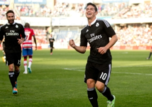 James Rodríguez - Real Madrid