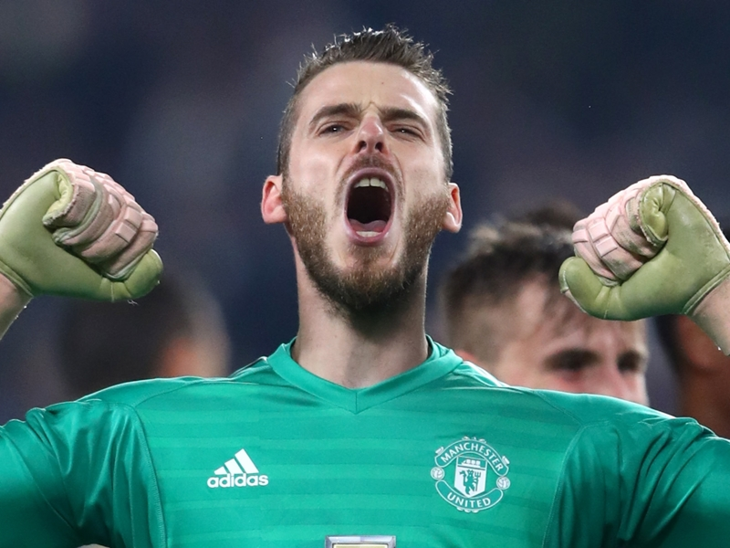 Man Utd star De Gea has 'something extra' and is the pick of Premier League goalkeeping pack – Heaton