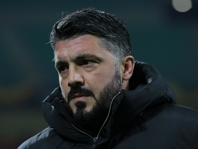 Gattuso encouraged by Milan character after Dudelange scare