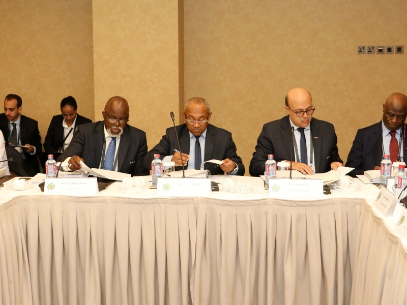 Caf Exco member Tarek Bouchamaoui: Egypt government delivered 2019 Afcon rights