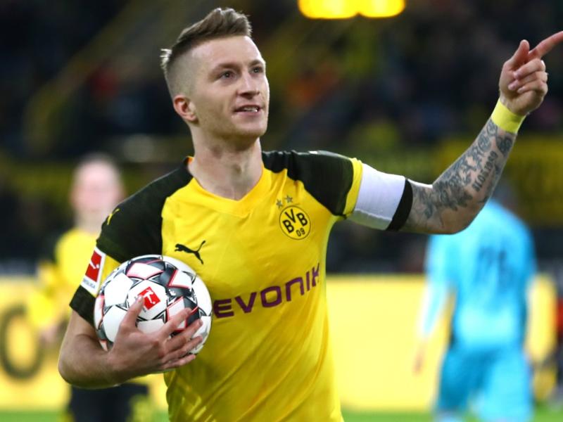 Schalke 04 - Borussia Dortmund : Enfin laissé tranquille par les blessures, Marco Reus est une ode au football