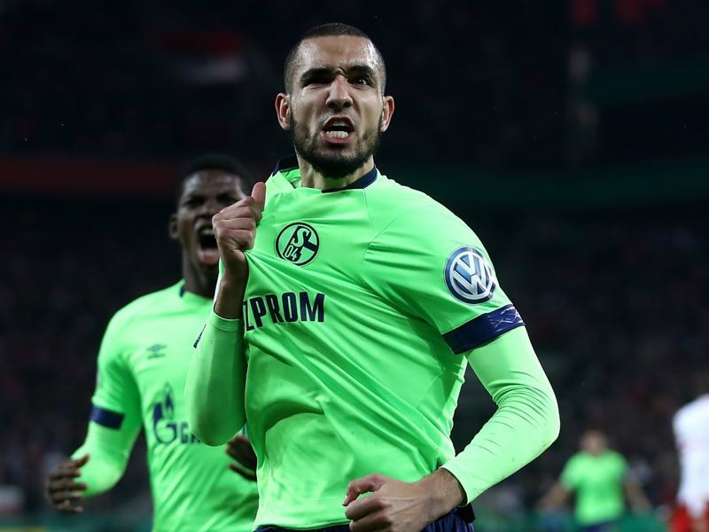 Nabil Bentaleb saves Schalke 04 from defeat against Hoffenheim