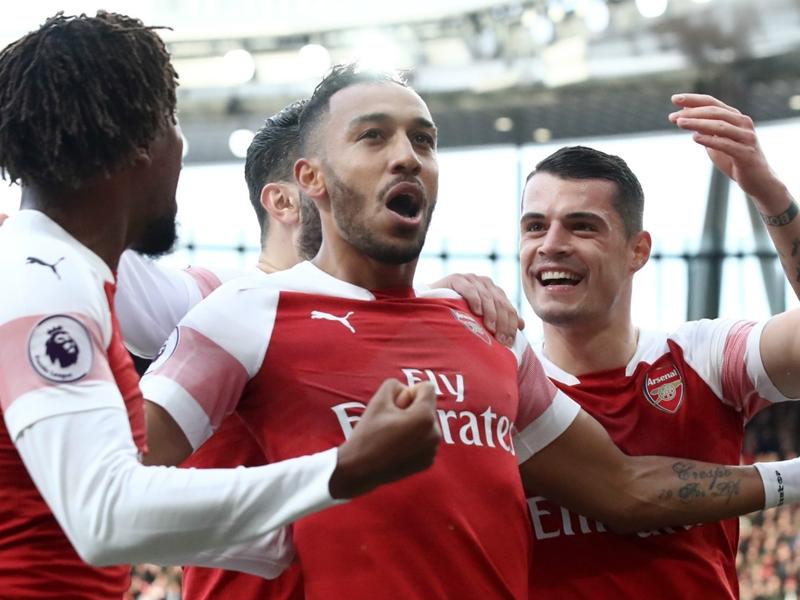 Arsenal-Tottenham 4-2, les Gunners frappent un grand coup dans le derby