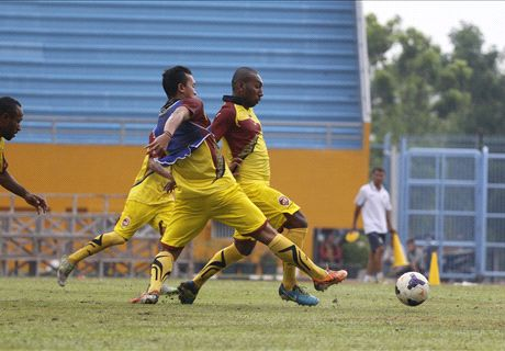 Launching Sriwijaya FC Ditunda