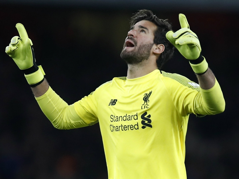 Alisson: Liverpool's history helped me choose them over Chelsea