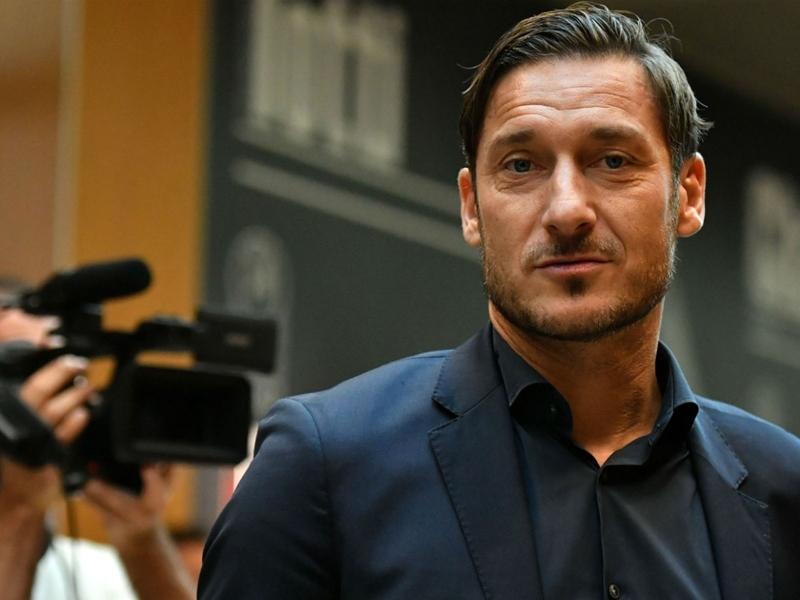 AS Roma - Francesco Totti : 