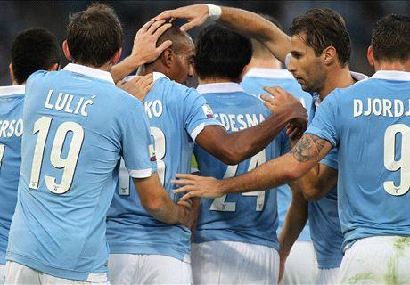 Lazio-Varese 3-0: Aquila agli ottavi