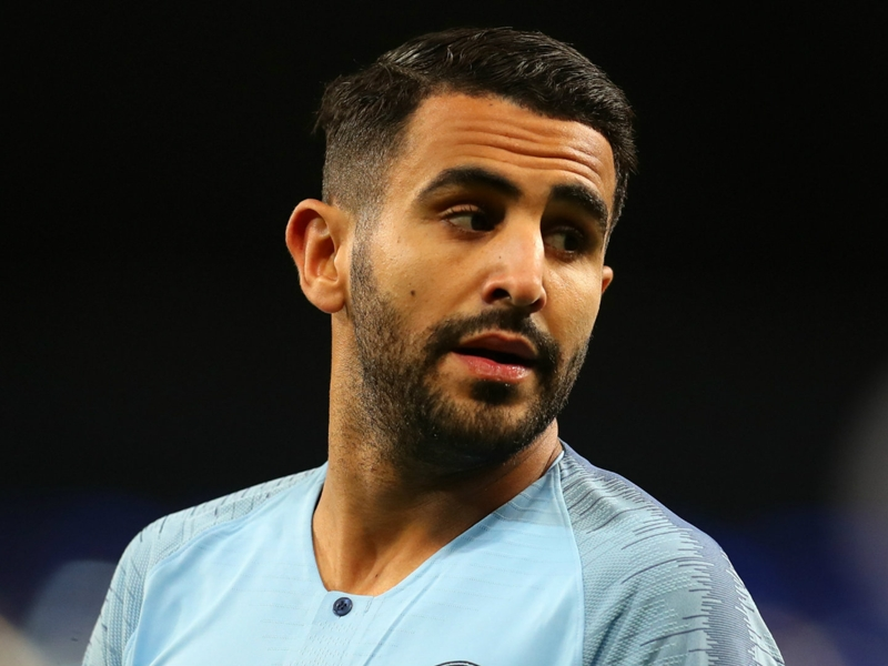 Guardiola 'sad and sorry' for keeping Mahrez out of Man City team