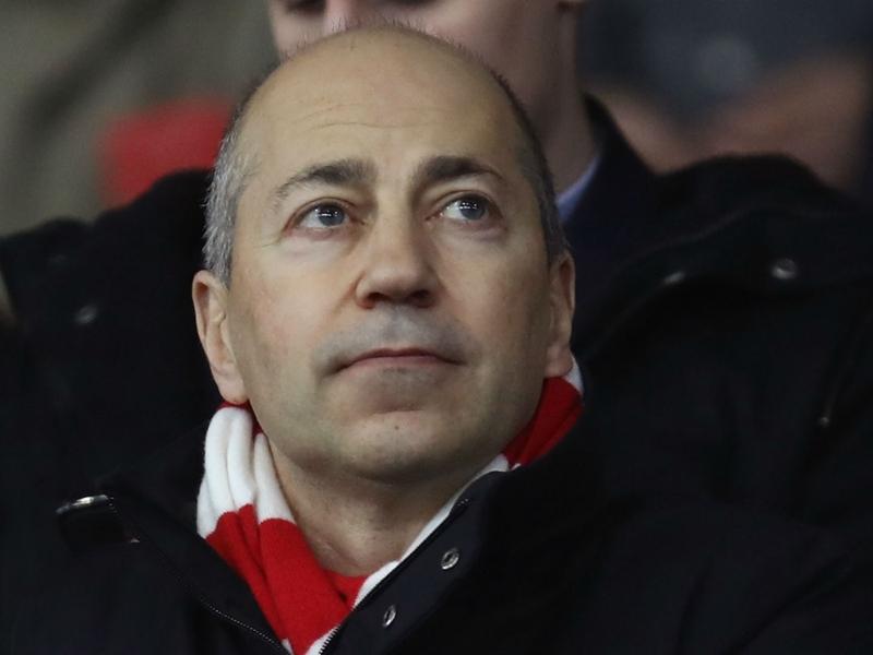 AC Milan confirm ex-Arsenal chief Gazidis as CEO