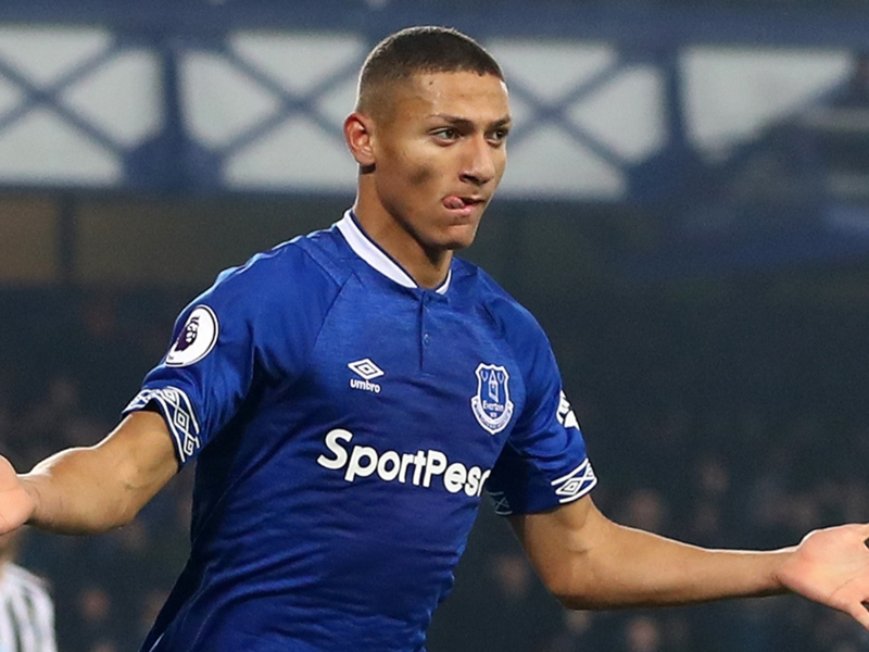 'They talked about Chelsea and Man Utd' - Richarlison admits rival interest prior to Everton move