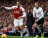 Unai Emery Arsenal Tottenham English Premier League 12/02/18