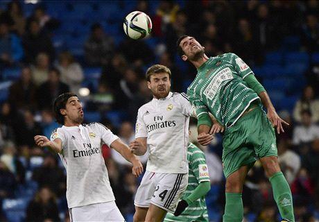 Khedira wants Madrid future resolved
