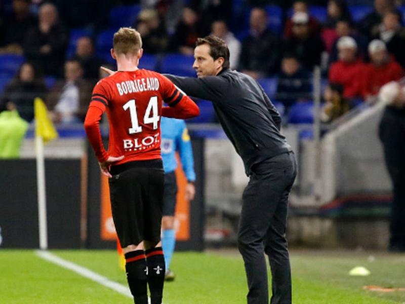 Rennes-Betis : Une décision sera prise au dernier moment pour Bourigeaud, André apte à jouer