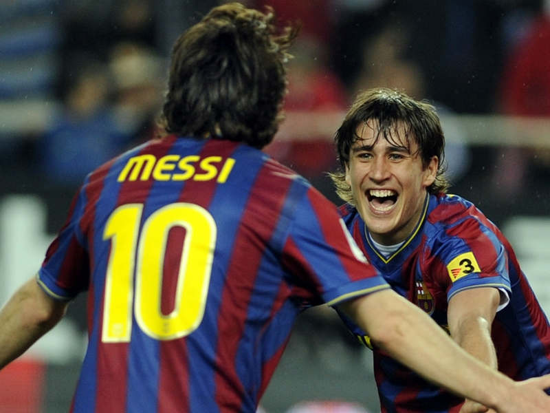 Bojan reveals his frustrations at being labelled 'the new Messi'
