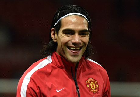Falcao wants Man Utd stay