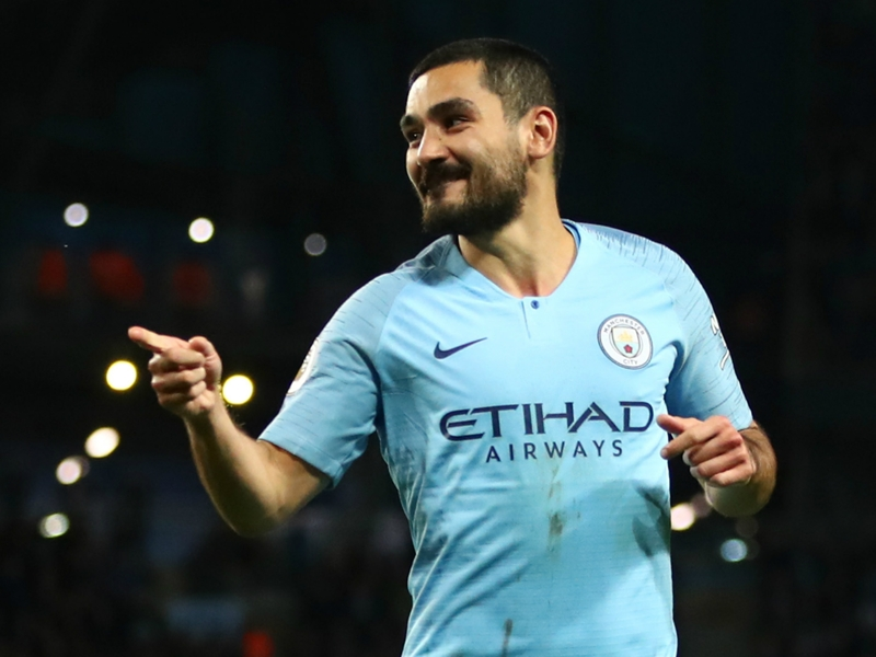 Guardiola hoping 'incredible' Gundogan is on the same contract page as Man City