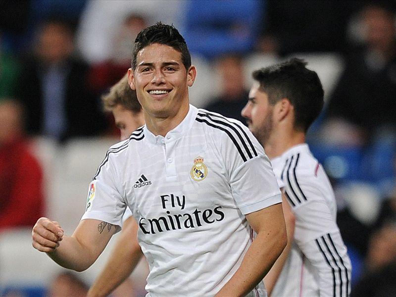 Ultime Notizie: James Rodriguez mania: è lo sportivo più cercato nel 2014