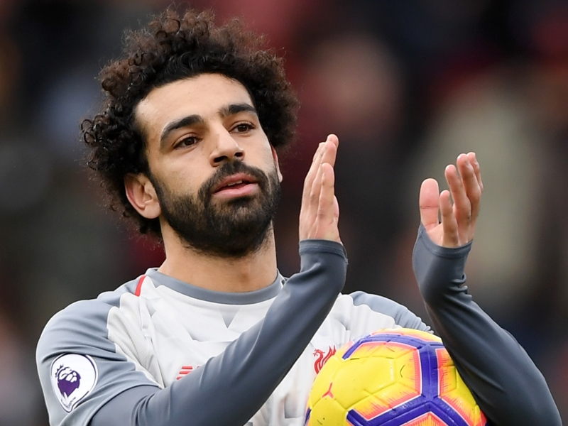Liverpool star Salah beats Hazard, Pogba, others to PFA Player of the Month award