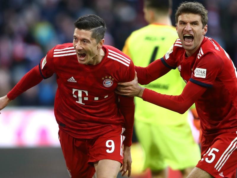 Bayern Munich-Nuremberg 3-0, le Bayern était trop fort