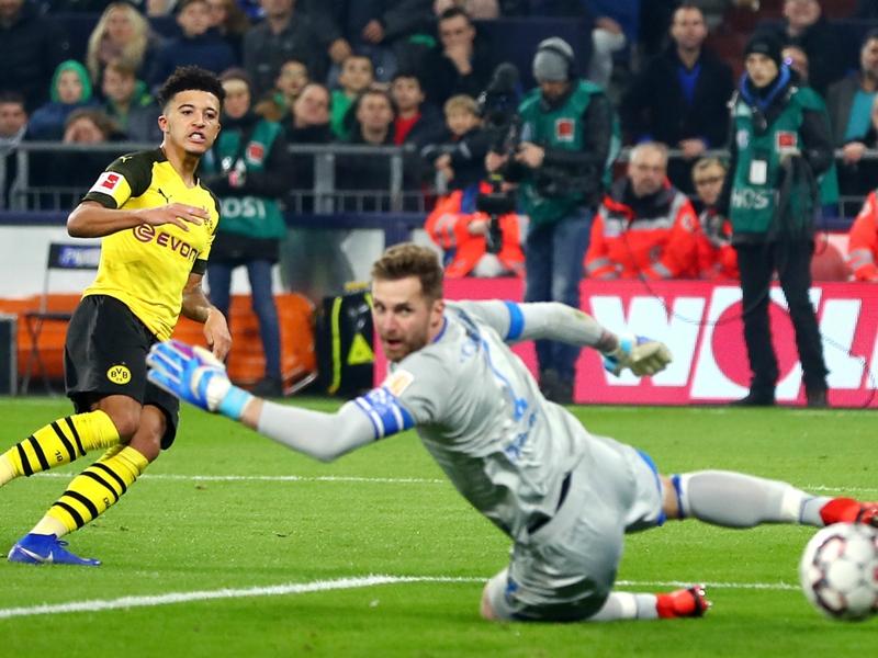 Schalke 04- Borussia Dortmund 1-2, Jadon Sancho offre le derby au Borussia