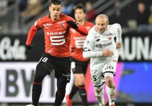 REVIEW Ligue 1 Prancis: Rennes Bekuk Dijon