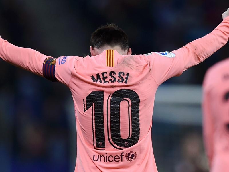 Stats - Pour la huitième fois de sa carrière, Lionel Messi atteint le cap des 50 buts sur une année