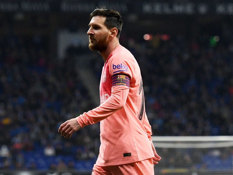 Busquets: Messi is the best player in the World