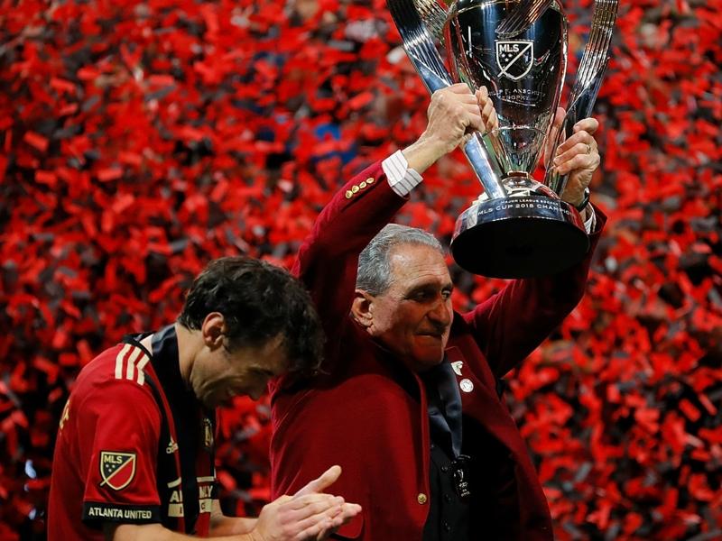 Atlanta United's championship season sets lofty new standard for MLS